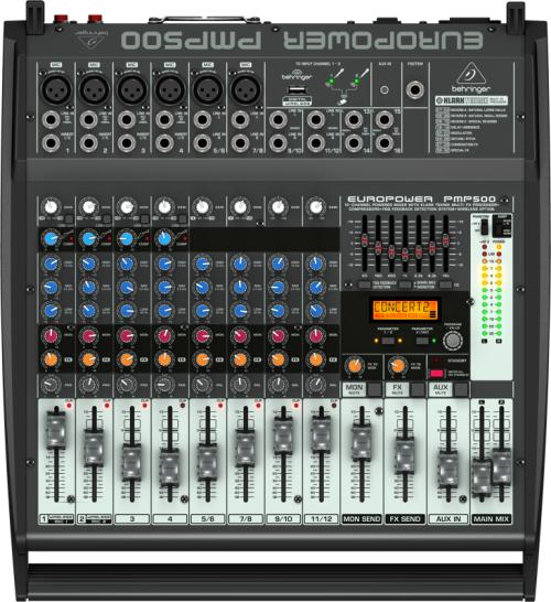 48v幻象电源的电容式麦克风 有效的,音乐3频段均衡器,所有单声道可