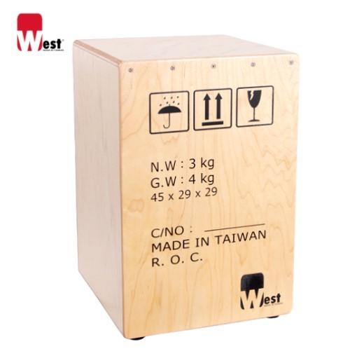 此面朝上    三个经典的外箱图样,加上纸箱(carton box)最常见的侧唛