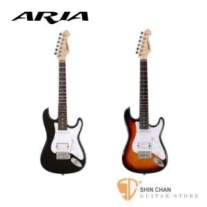 日本品牌 ARIA STG-Mini 迷你電吉他 (34吋)【ARIA專賣店】