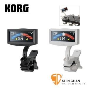 korg調音器 | Korg AW-4G 吉他/貝斯專用夾式全頻調音器【PitchCrow-G】