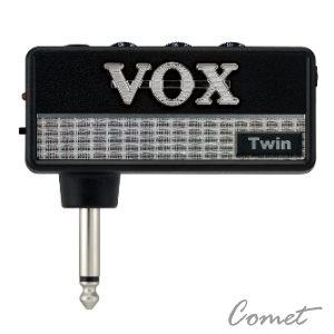 VOX amPlug 隨身前級效果器(Twin )日本製造 (加贈輸出轉接頭)