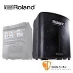 Roland 樂蘭 BA-330 可攜式 PA音箱,另贈獨家好禮 可插電/可裝電池(舞台表演PA/街頭藝人/社團發表會/演講)【BA330 混音器+效果器+音箱】