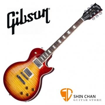 GIBSON 2017 Les Paul Standard T 電吉他 Heritage Cherry SunBurst  櫻桃漸層 台灣總代理/公司貨 附贈GIBSON電吉他硬盒/case