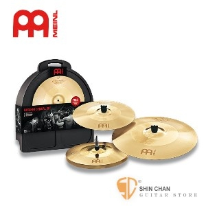 MEINL SF-141620M 4片套裝銅鈸【MATCHED CYMBAL SET】