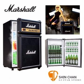 Marshall 冰箱 ∣ Marshall冰箱 Fridge 冰箱/ marshall音箱造型(美國原裝進口)台灣 限量冰箱-最搖滾冰箱