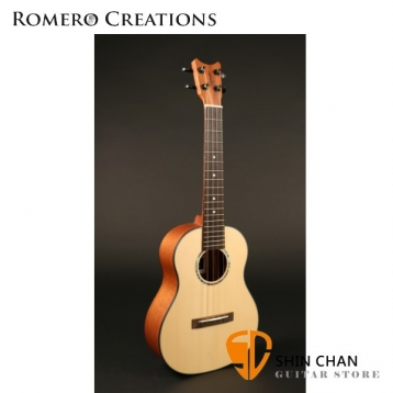 ROMERO CREATIONS Grand Tenor 26吋單板烏克麗麗【系列:Pepe Romero】