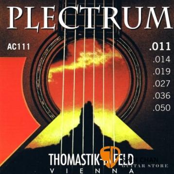 Thomastik Infeld 奧地利手工 民謠吉他弦 (Plectrum系列: AC111 (11-50) 民謠吉他弦【進口弦專賣店/AC-111/手工弦】