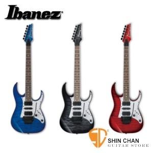 大摇座电吉他【rg-350qmz/双单双拾音器】