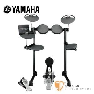 山葉YAMAHA DTX450K 電子鼓 初學者的第一套電子鼓 另贈 大鼓踏板/鼓椅/鼓棒/耳機/導線【DTX-450K】