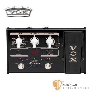 VOX StompLab IIG 電吉他綜合效果器(日本製)