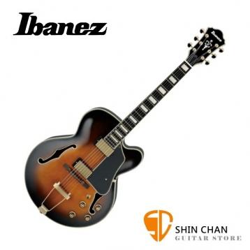 Ibanez AFJ95-VSB 空心爵士吉他 原廠公司貨 一年保固【AFJ-95】