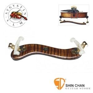 肩墊 ▻ VLM AUGUSTIN DIAMOND 虎紋楓木小提琴肩墊 (深色) 3/4 4/4 適用【Maple Wood】