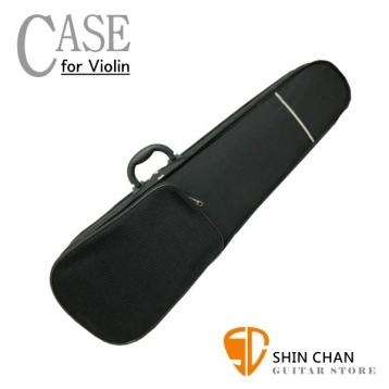 小提琴琴盒/可雙肩背/可放置肩墊/可放置松香/可放兩支弓【多種尺寸】