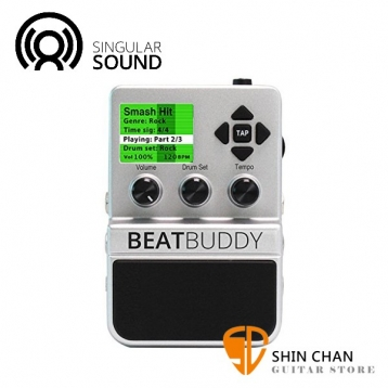 SINGULAR SOUND BEATBUDDY 節奏機/鼓機 【BB鼓機】