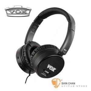 VOX amPhones LEAD 耳罩式前級 效果器/音樂 兩用耳機【電吉他專用/音樂專用】