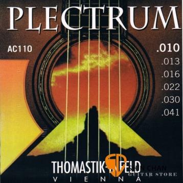 Thomastik Infeld 奧地利手工 民謠吉他弦 (Plectrum系列: AC110 (10-41) 民謠吉他弦【進口弦專賣店/AC-110/手工弦】