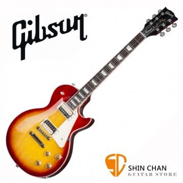 GIBSON 2017 Les Paul Classic T 電吉他 Heritage Cherry Sunburst 櫻桃漸層 台灣總代理/公司貨 附贈GIBSON電吉他硬盒/case