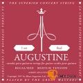 AUGUSTINE(紫紅)古典弦 中張力 尼龍弦【古典弦專賣店/古典吉他弦】