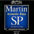 Martin MSP4850 民謠Bass金弦(0.45~0.105)【Martin專賣店/空心貝斯弦/MSP-4850】