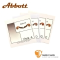 Abbott Violin 中提琴鋼弦(球) 套弦【一組/4條】