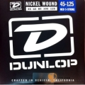 Dunlop DBN45125 美製 5弦電貝斯弦(45-125)【DBN-45125】