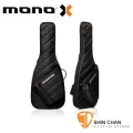 mono吉他袋►美國MONO M80系列 新款Guitar Sleeve 黑色-輕量電吉他袋-軍事化防震防潑水等級(M80-SEG-BLK)