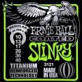 美國ERNIE BALL-3121 最新「鈦包覆」電吉他弦(10-46)【ERNIE BALL吉他弦專賣店/進口弦】