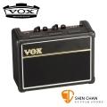 VOX AC2 Rhythm 內建爵士鼓節奏(81種)2瓦 電吉他小音箱(可裝電池)附破音效果【VOX電吉他音箱專賣店/攜帶型小音箱/AC-2】