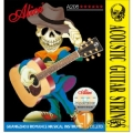 吉他弦> Alice A206P-SL 民謠吉他弦 (.011-.052)【木吉他弦專賣店/A206PSL】