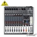 德國 BEHRINGER XENYX X1222USB 12軌數位混音器