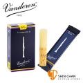 Vandoren 豎笛/黑管 竹片 V5藍盒 3號半 3.5 竹片(10片/盒)Clarinet 單簧管【型號:CR1035】