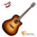 breedlove 吉他 ►Breedlove 美國品牌手工吉他 面單板/可插電 標準D桶(型號:Discovery Dreadnought CE SB )夕陽漸層 DCD21CES