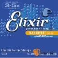 Elixir Nanoweb 12弦電吉他弦(12450)(10-46)【Elixir進口弦專賣店/吉他弦】