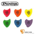 Dunlop 414R 彈片Pick(六片組) 【吉他專用/貝斯專用/Tortex Fins】