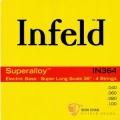 Thomastik Infeld 奧地利手工電貝斯弦 IN364 ( 40-100) 【電bass弦/貝士弦】