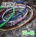 AURORA 美國進口綠色電吉他弦(10-46)【AURORA吉他弦專賣店/進口弦】