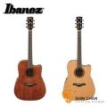 樂器購物商城 ► 日本名牌 Ibanez AW250ECE 可插電 單板 切角 民謠吉他【AW-250ECE/電木吉他】