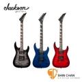 jackson吉他 ► Jackson JS32TQ DINKY 電吉他 (鯊魚鰭指位記號)  附琴袋、背帶、導線、琴布、Pick X 2【JS-32TQ/雙雙拾音器】