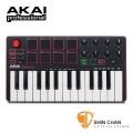 Akai MPK mini MKII 全新二代MIDI鍵盤 25鍵 Keyboard 25Key(原廠公司貨/保固1年)MK2 主控鍵盤/附打擊版功能