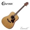 Crafter D7/N 單板民謠吉他【韓國廠/木吉他/D7-N】