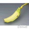 四孔陶笛 香蕉造型 (ZK0-7) 內附簡易指法表 【4孔陶笛】