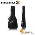 美國MONO M80系列 Vertigo 黑色-電吉他袋-軍事化防震防潑水等級 空心爵士吉他專用(M80-VHB-BLK)