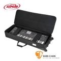 樂器軟盒 | SKB SC61KW 61鍵電子琴附輪輕體硬盒【SC-61KW】