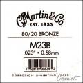 Martin 木吉他弦 第3弦單弦一條(M23B)【吉他弦專賣店/進口弦/M-23B】