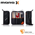 mono鼓棒袋►美國MONO M80系列STUDIO STICK 鼓棒袋(M80-ST-BLK)