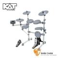 電子套鼓 ▻ KAT Percussion 美國品牌 KT-1 數位電子鼓 附鼓椅/大鼓踏板/鼓鎖/鼓棒/中文說明書/變壓器/保固書【KT1/專業鼓手設計】