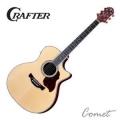 Crafter GAE-8 可插電單板民謠吉他GAE 8/N【韓製/可插電木吉他/GAE8/N 】