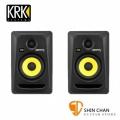 KRK RP5G3 5吋錄音室專用監聽喇叭黑色 一對二顆【RP5G3/ROKIT 5】
