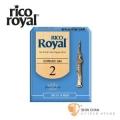 竹片►美國 RICO ROYAL 高音 薩克斯風竹片 2號 Soprano Sax (10片/盒)