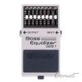 Boss GEB-7 電貝斯等化效果器 【Bass Equalizer/BASS/GEB7/貝斯單顆效果器】